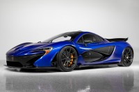 """McLaren P1 Owned by Deadmau5, """"The Fast and the Furious"""" Toyota Supra and Bill Goldberg's Custom WCC Chopper Offered with No Reserve in Las Vegas"""