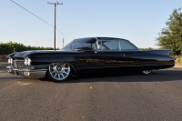 THE ULTIMATE CRUISER: An award-winning custom 1960 Cadillac Coupe de Ville