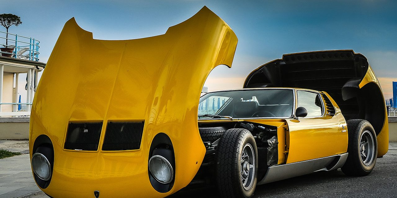 The Miura SV turns 50 – Pictures & Gallery