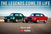 50 YEARS OF SHELBY HISTORY WITH ONE CLICK: Little Red and Green Hornet Documentaries Available Online Now