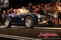 THE COOLEST PLACE IN VEGAS: AC Cobra Heats Up the Block at Barrett-Jackson on Friday
