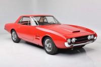 ITALIAN MUSCLE: The 1966 Ghia 450/SS