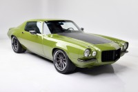 """""""The Grinch"""" Among Top Resto-Mods Featuring Modern Powertrains, Technology with Classic Styling at Barrett-Jackson Las Vegas Auction"""