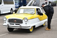 DIMINUTIVE DRIVERS: A gallery of small but mighty microcars that made their mark at the 2021 Scottsdale Auction