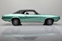 TOP CAT: Power and comfort blend in this 1969 Mercury Cougar XR7 428SCJ