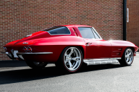 Magnificent Chevrolet Resto-Mods to be Offered at Barrett-Jackson's Inaugural Houston Auction, September 16-18