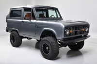 Barrett-Jackson to Offer Beautifully Restored and Customized Broncos and Blazers for Inaugural Houston Auction
