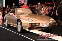 """Barrett-Jackson Inaugural Houston Auction Hits $37.5 Million Fueled by $1.98 Million Sale of Porsche 928 Driven by Tom Cruise in """"Risky Business"""""""