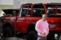 UPWARD TREND: Top 10 SUVs at the 2021 Barrett-Jackson Las Vegas Auction